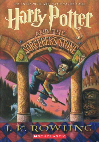 Harry-Potter-book-cover