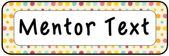 mentor-text