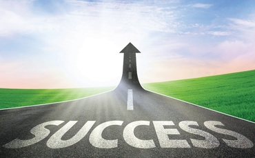success-road
