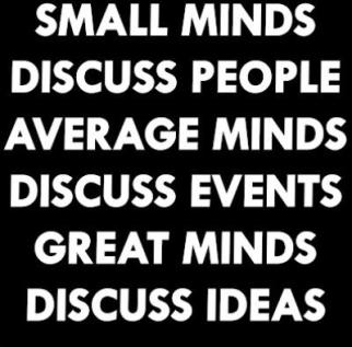 small-minded