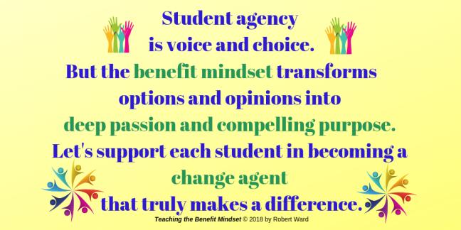 benefit-mindset-change-agent