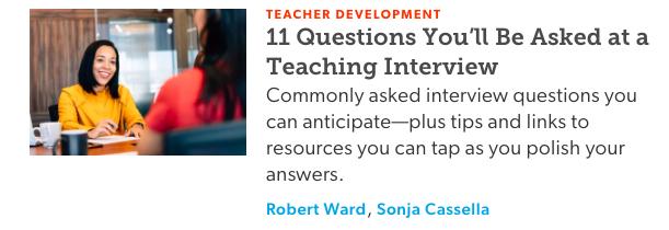 Teacher-Interview-Edutopia